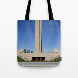 National WWI Museum and Memorial Tote Bag