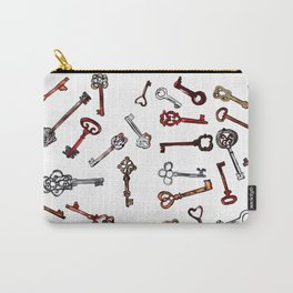 Old keys Carry-All Pouch