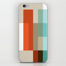 thrum iPhone & iPod Skin