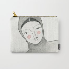 Winter Hood Carry-All Pouch