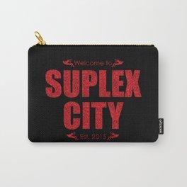 Suplex City  Carry-All Pouch
