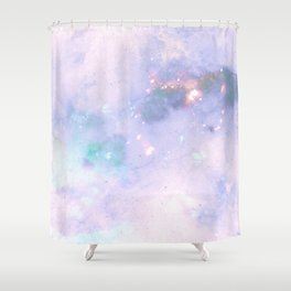 The Colors Of The Galaxy 2 Shower Curtain