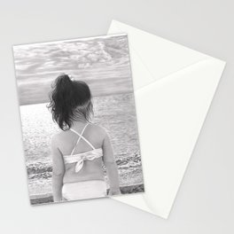 Facing Immensity Stationery Cards