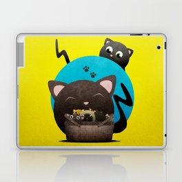 Mommacat Laptop & iPad Skin