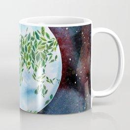 Big Green Earth  Coffee Mug