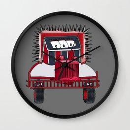 Robot № 023 Wall Clock
