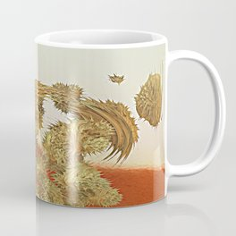 Spikey the hybrid cactus Coffee Mug