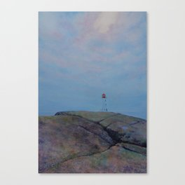 Peggy's Cove (1) Canvas Print
