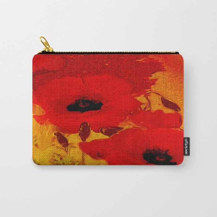 FLOWERS - Mellow yellow Carry-All Pouch