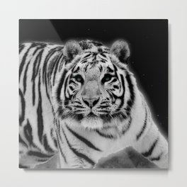 SPIRIT TIGER Metal Print