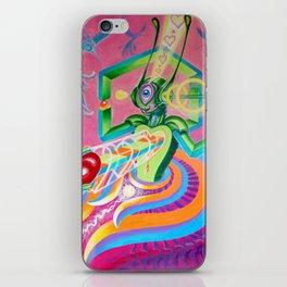 """Love AmBASSador"" by Adam France iPhone Skin"