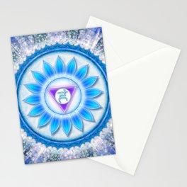 Vishuddha Chakra - Throat Chakra Stationery Cards