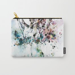 Flora- The Goddess of Flowers and the season of Spring Carry-All Pouch