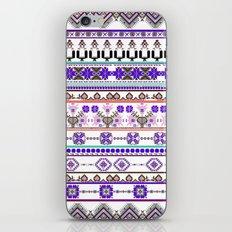 Purple tradition iPhone & iPod Skin