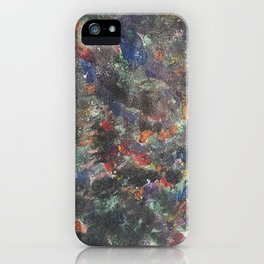 Abstract #3 - Hidden Nature iPhone Case