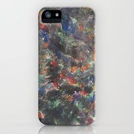 Abstract #3 - Hidden Nature iPhone Case