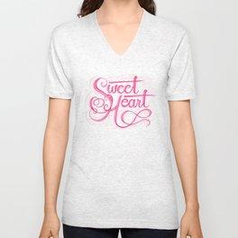 Sweetheart Unisex V-Neck