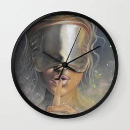 Era meglio continuare a dormire | La Bella Addormentata Wall Clock