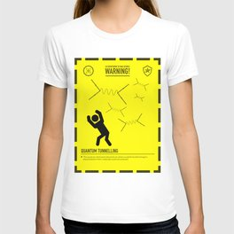 Mad Science: Quantum Tunnelling T-shirt