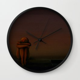 Untitled Life Painting Wall Clock