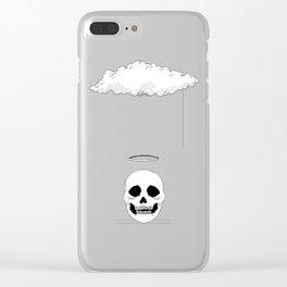 Gloom Clear iPhone Case