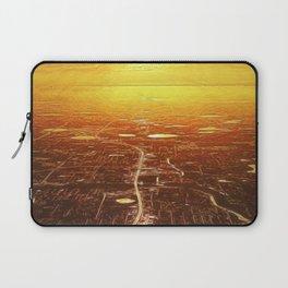 Horizon Sunset Laptop Sleeve