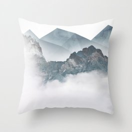 When Winter Comes III Throw Pillow