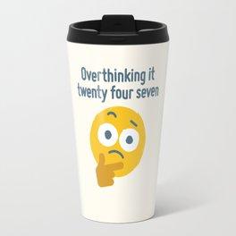 Leave Dwell Enough Alone Travel Mug