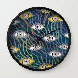 Deep Sea Diver Wall Clock