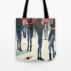 Hipster Party Tote Bag