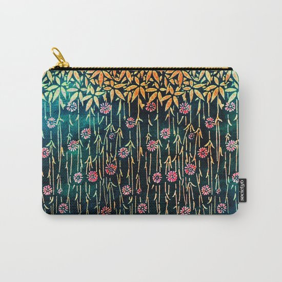 Flower Shower 2 Carry-All Pouch