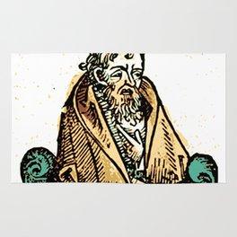Prophet Ezechiel Rug