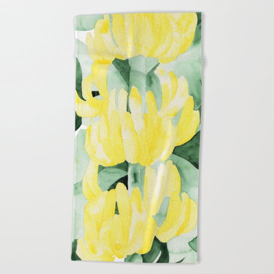 Beverly V Beach Towel