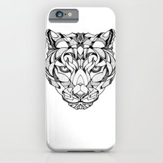 Leopard - Drawing iPhone 6s Slim Case