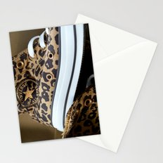 Converse leopard All Stars Stationery Cards