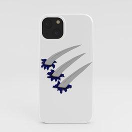 Superhero x-men iPhone Case
