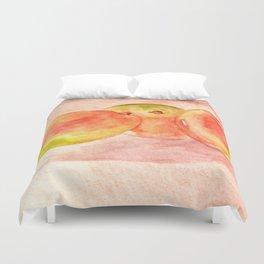Mango Watercolor Duvet Cover