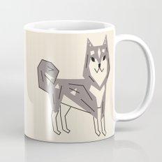 Dog_24_Husky Mug