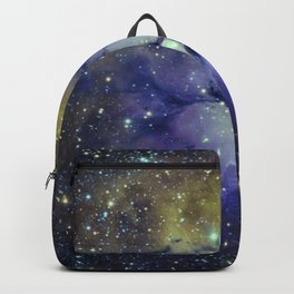 Pansy in Space Backpack
