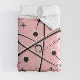 Atomic Love - Lunar Pink Comforters