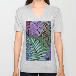 Rain Forest #5 Unisex V-Neck