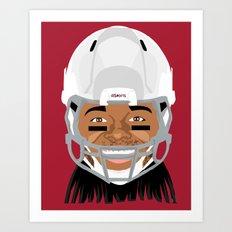 Faces- Arizona Art Print