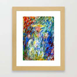 The Sea King Framed Art Print