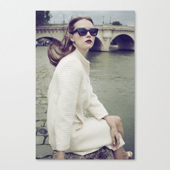 Paris Vintage 2 Canvas Print
