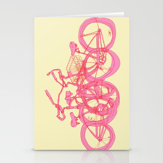 It's WHEELIE cool Stationery Cards