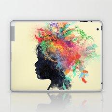 Wildchild (aged ver) Laptop & iPad Skin