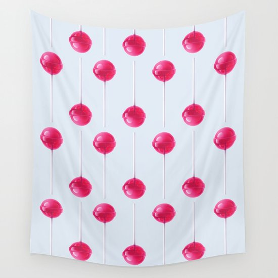 Lollipop Wall Tapestry