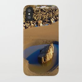 The Rock Pool iPhone Case
