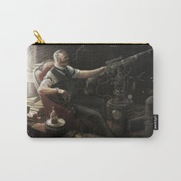 A Quarter Past Carry-All Pouch