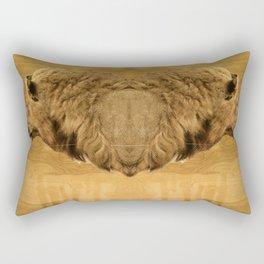 Amos . detail Rectangular Pillow